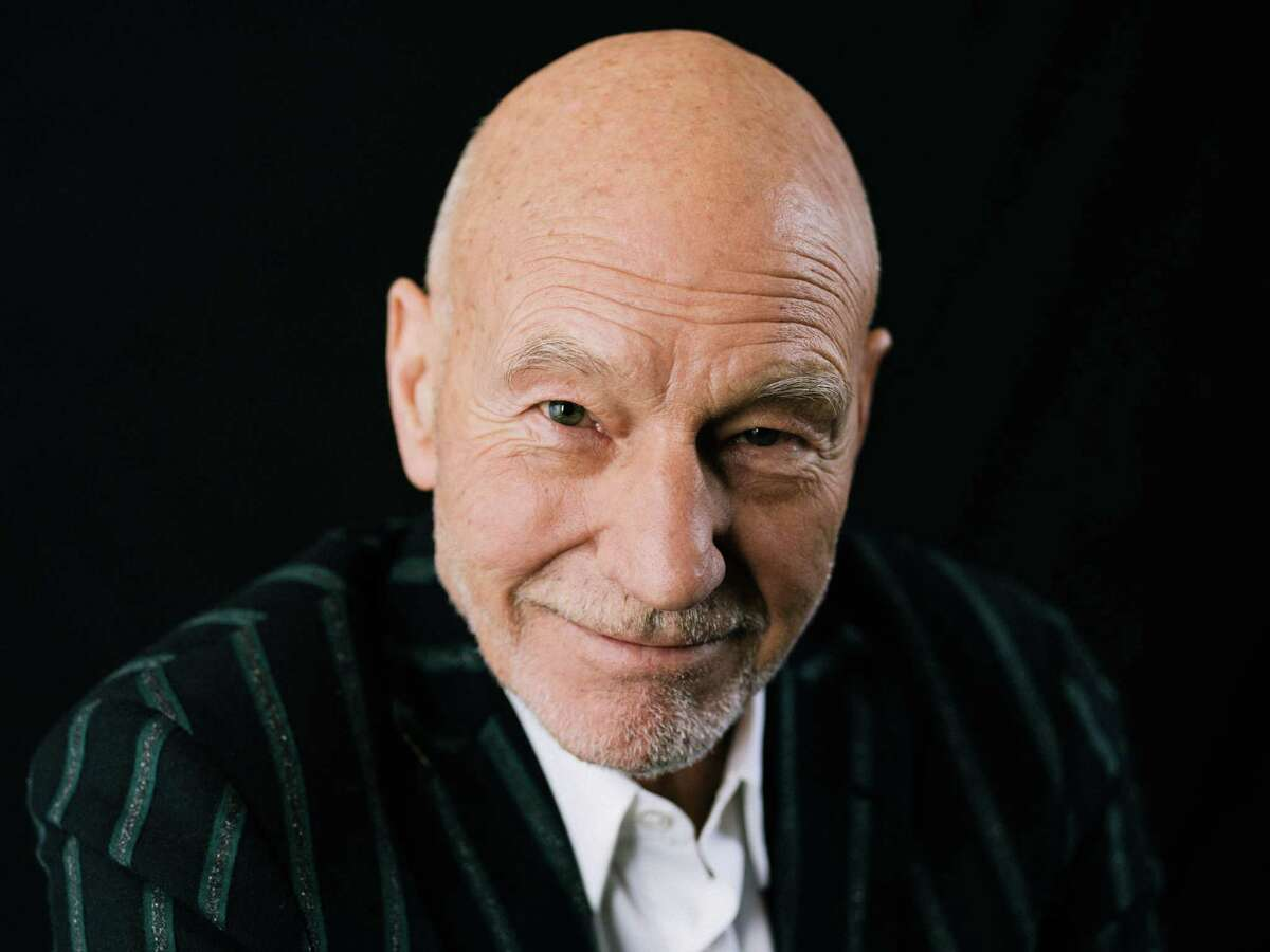 Patrick Stewart, who is set to return to the role of Jean-Luc Picard for the first time since 2002 for CBS All Access, in New York, Oct. 5, 2019. Stewart, 79, said it was appropriate that Picard should change over time, just as the actor himself has. a€œIa€™m still Patrick inside this guy, and yes, there are noticeable differences from how I was 19 years ago,a€ he said. (Mark Sommerfeld/The New York Times)