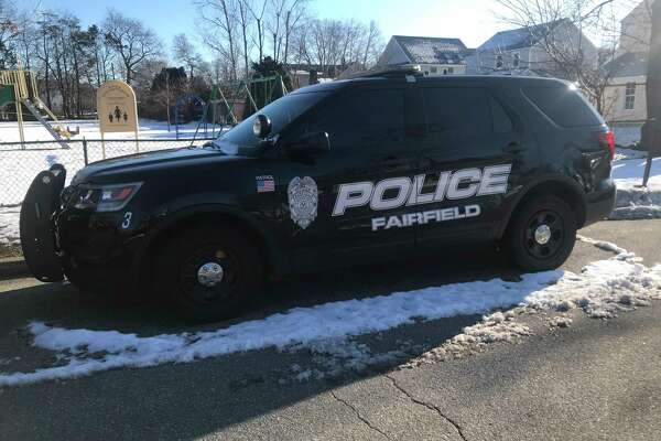 A Fairfield Police SUV on Jan. 20.