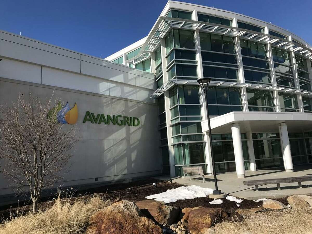 The corporate headquarters of Orange-based utility holding company Avangrid on Marsh Hill Road in Orange.