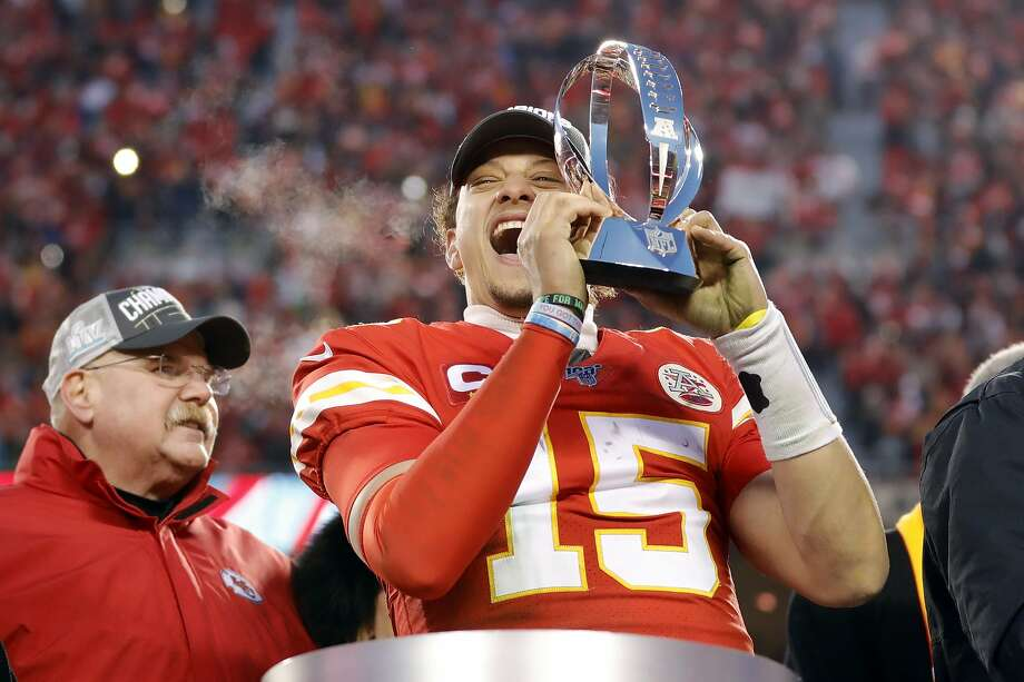 With foundation in Mahomes, Chiefs built team for Super Bowl