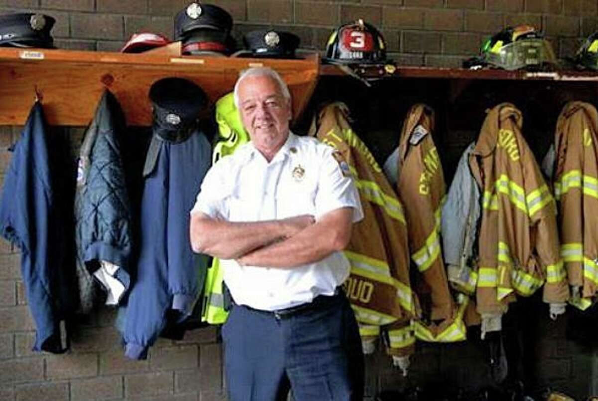 Stratford Fire Chief Robert McGrath's last day was Friday, Jan. 24, 2020.