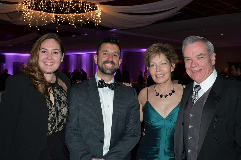 The annual Danbury Hat City Ball hosted by the Danbury Museum & Historical Society was held at the Amber Room Colonnade in Danbury on January 24, 2020. Guests enjoyed dinner, dancing and a raffle. Were you SEEN? Photo: Vic Eng / Hearst Connecticut Media Group