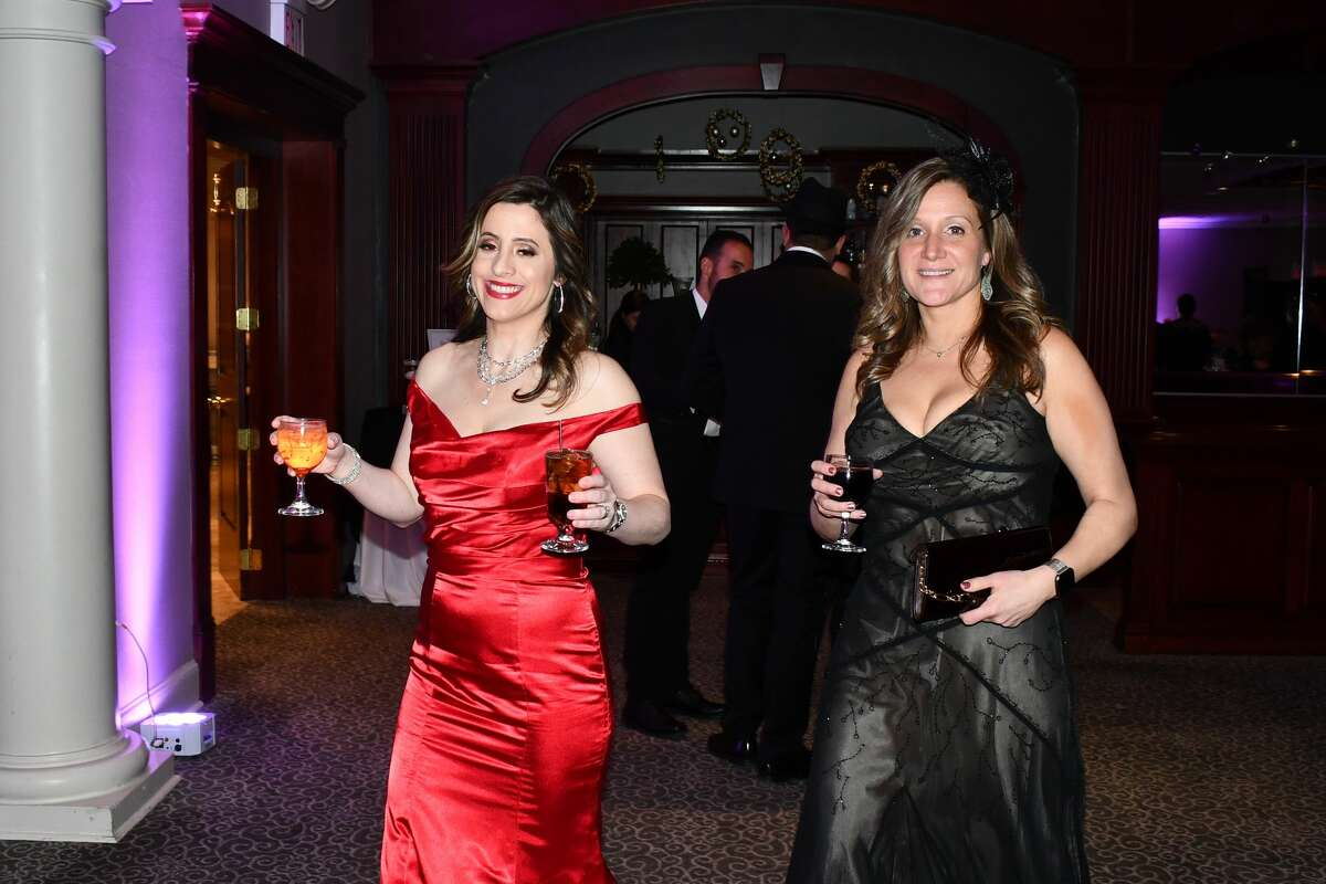 The annual Danbury Hat City Ball hosted by the Danbury Museum & Historical Society was held at the Amber Room Colonnade in Danbury on January 24, 2020. Guests enjoyed dinner, dancing and a raffle. Were you SEEN?