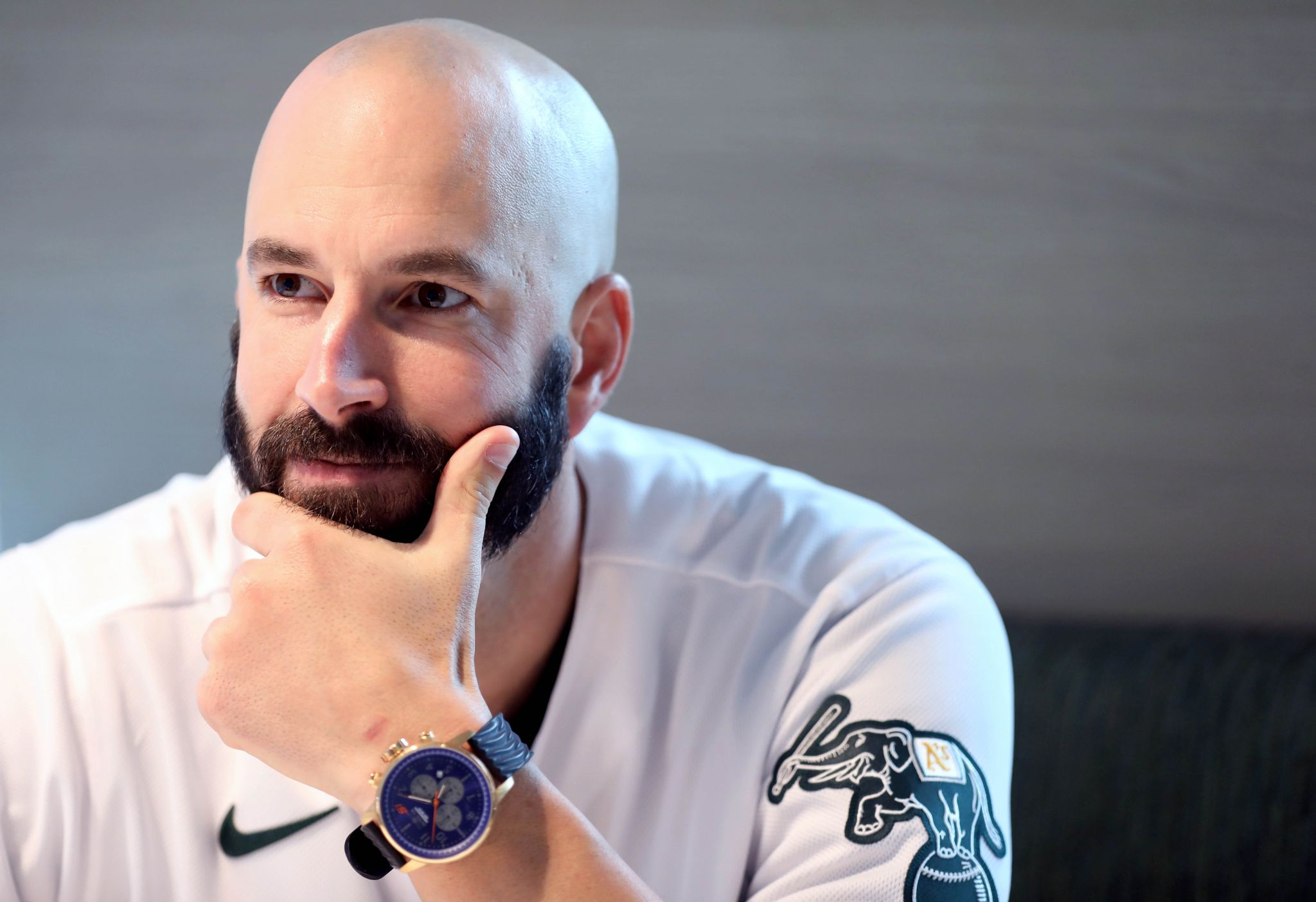 'Saying he's a rat ... is just wrong': A's back whistle-blower Mike Fiers