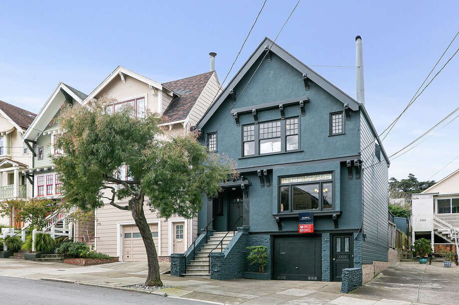 Rare SF property offers two homes on one lot for $1.85 million: Is it a deal?