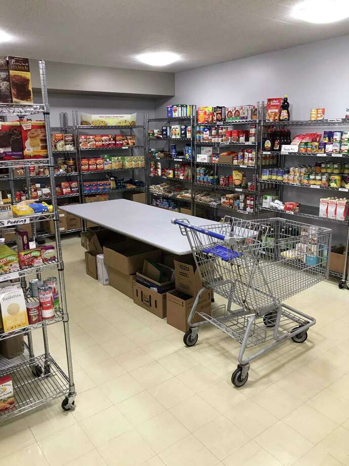 Memorial Presbyterian's food pantry is part of the Emergency Food Pantry Network. (Photo provided)
