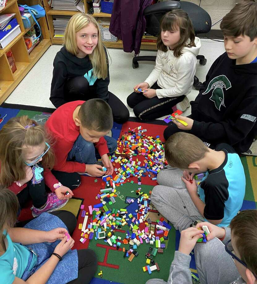 Kolb and McAlear-Sawden elementary schools in Bay City, as well as some Greater Midland Area groups,recently won a CARE Grant from Hemlock Semiconductor Operations (HSC). (Photo provided)