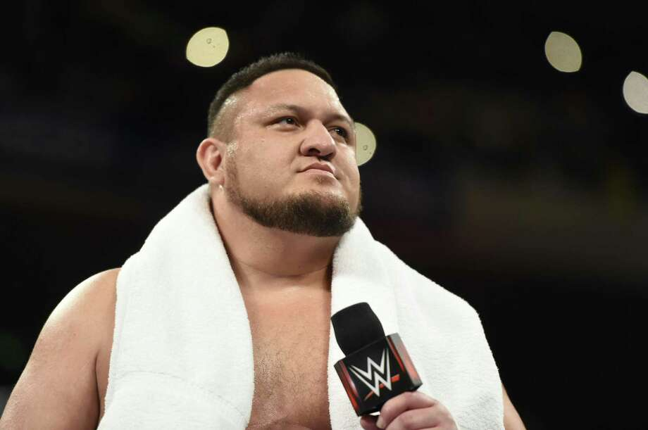 It's been awhile since Samoa Joe found himself as a fan favorite, but after a stint on the Raw commentary team and after teaming up with Kevin Owens to take on Seth Rollins and the Authors of Pain, it is where he now finds himself. Photo: WWE /Courtesy Photo