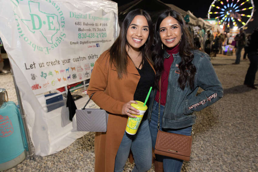 San Antonians celebrated the rodeo at the BBQ Cook-off & Festival on the Salado Friday, January 24, 2020.