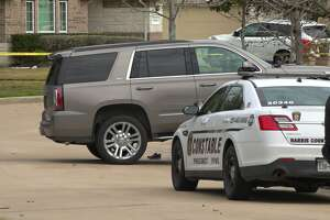 A 3-year-old Cypress girl was killed Saturday morning when an SUV left in neutral by her parent rolled back in the driveway.