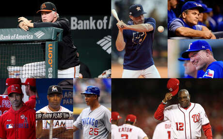 Who will manage the 2020 Astros?