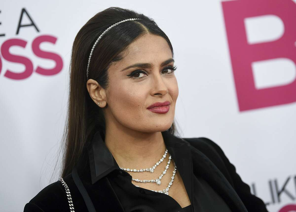 Salma Hayek has joined in the efforts to increase visibility on the disappearance of missing Fort Hood soldier Vanessa Guillen.