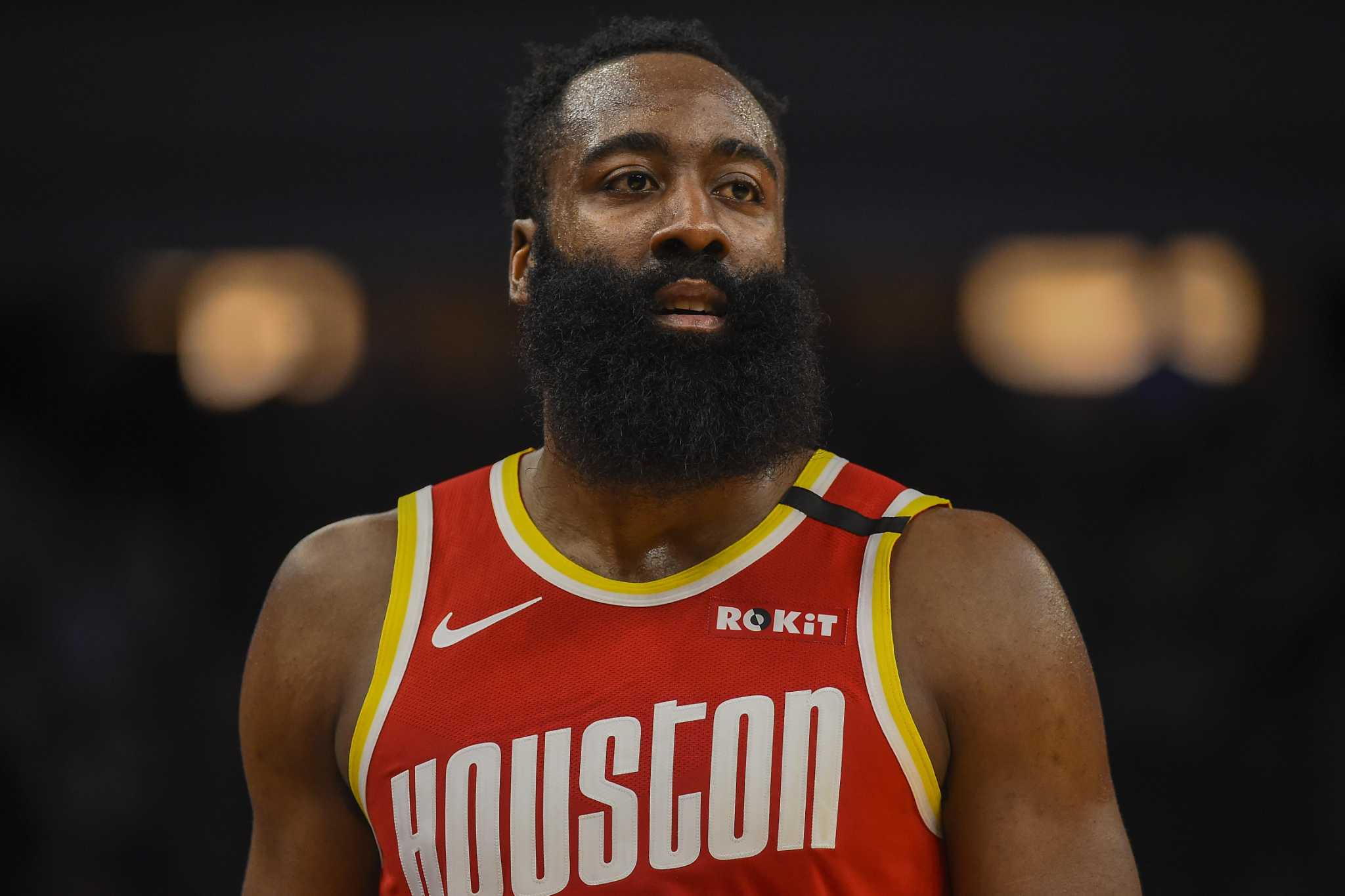 James Harden questionable for game against Denver Nuggets