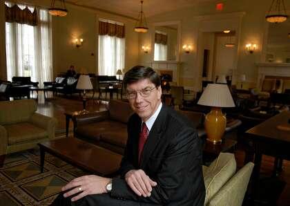 Clayton Christensen, guru of 'disruptive innovation,' dies