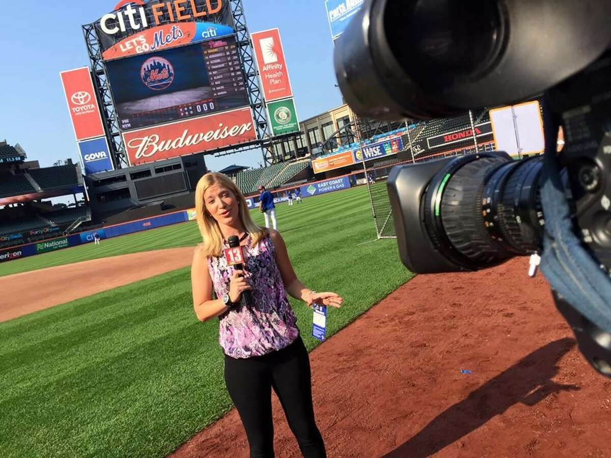 1. I've wanted to be a sportscaster and go to Syracuse since I was in second grade. I'd get up an hour early every morning to watch SportsCenter when I was in elementary school. When I found out SU had a great broadcast journalism school, there was no other option.