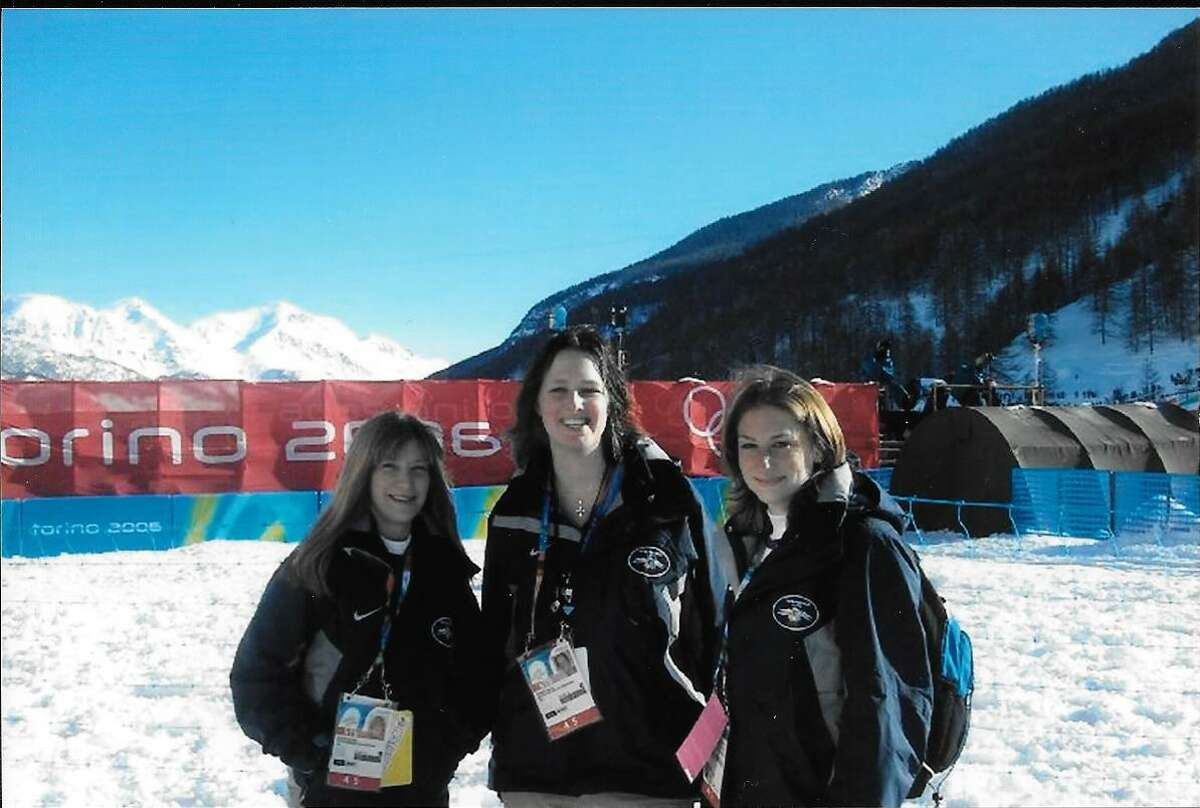 2. When I was a sophomore in college I interned for NBC at the 2006 Winter Olympics in Torino, Italy. I worked at the cross country venue in the mountains. We spent about three weeks there.