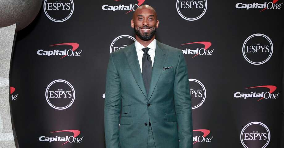 LOS ANGELES, CALIFORNIA - JULY 10: Kobe Bryant attends The 2019 ESPYs at Microsoft Theater on July 10, 2019 in Los Angeles, California. (Photo by Rich Fury/Getty Images) Photo: Rich Fury/Getty Images