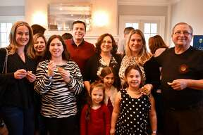 Taste of Fairfield Winterfest took place at Brooklawn Country Club in Fairfield on January 26, 2020. Guests sampled food and drink from local restaurants in the theme of comfort food, party food, and food you'd serve at a Super Bowl party. Were you SEEN?