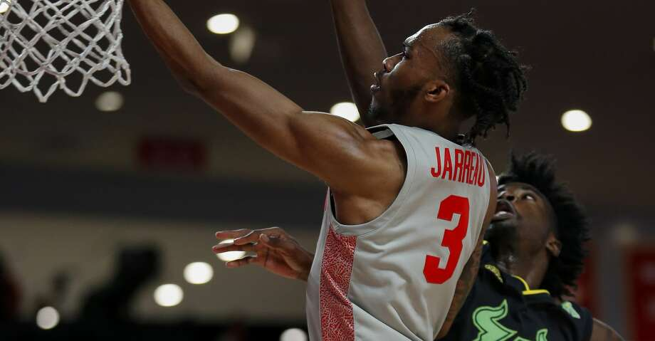 PHOTOS: UH's win over South Florida on Sunday