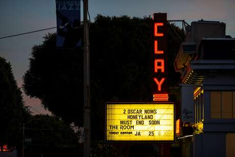 The Clay Theater, the oldest theater in San Francisco, will be closing its doors after being open since 1910.
