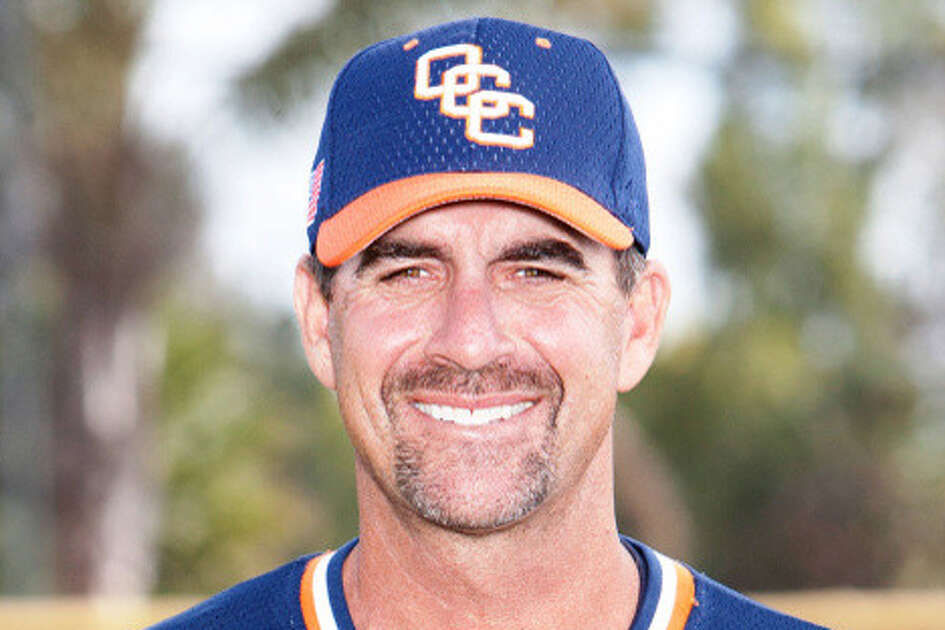 Orange Coast College baseball coach John Altobelli.