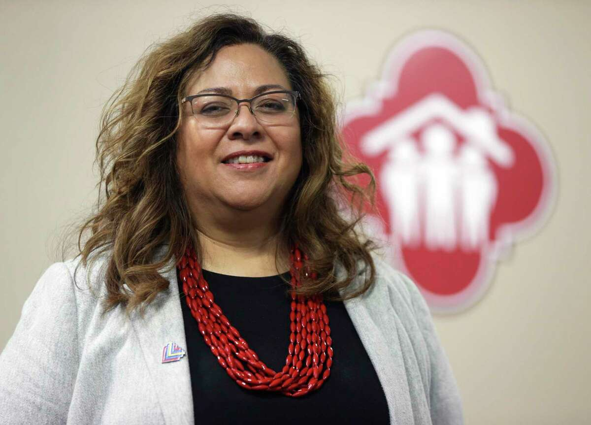 Veronica Soto, director of the Housing and Neighborhood Services Department for the City of San Antonio on Jan.17, 2020.