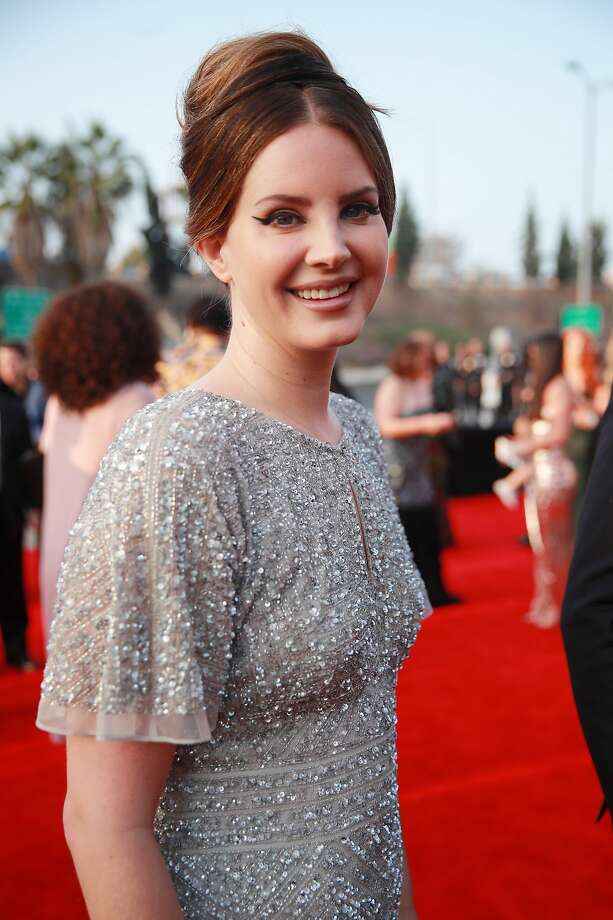 LOS ANGELES, CALIFORNIA - JANUARY 26: Lana Del Rey attends the 62nd Annual GRAMMY Awards at STAPLES Center on January 26, 2020 in Los Angeles, California. (Photo by Rich Fury/Getty Images for The Recording Academy) Photo: Rich Fury, Getty Images For The Recording Academy
