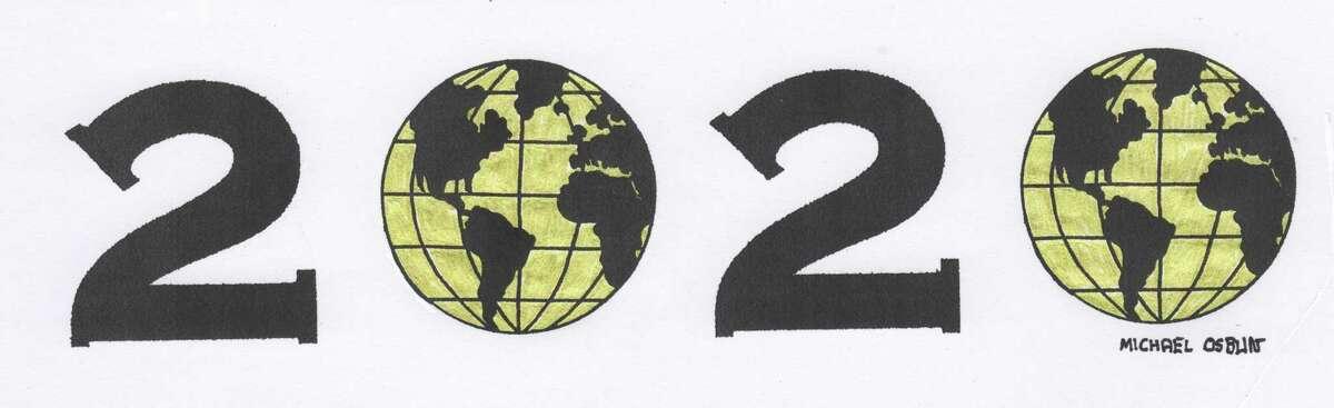 Illustration for 2020 column