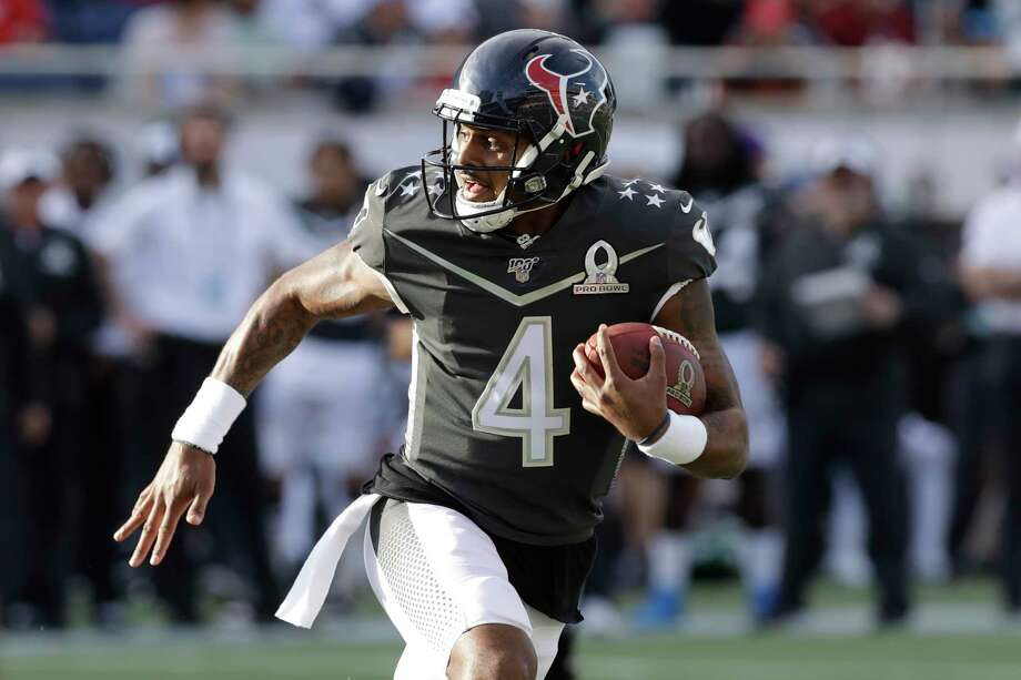 PHOTOS: Deshaun Watson at the Pro Bowl