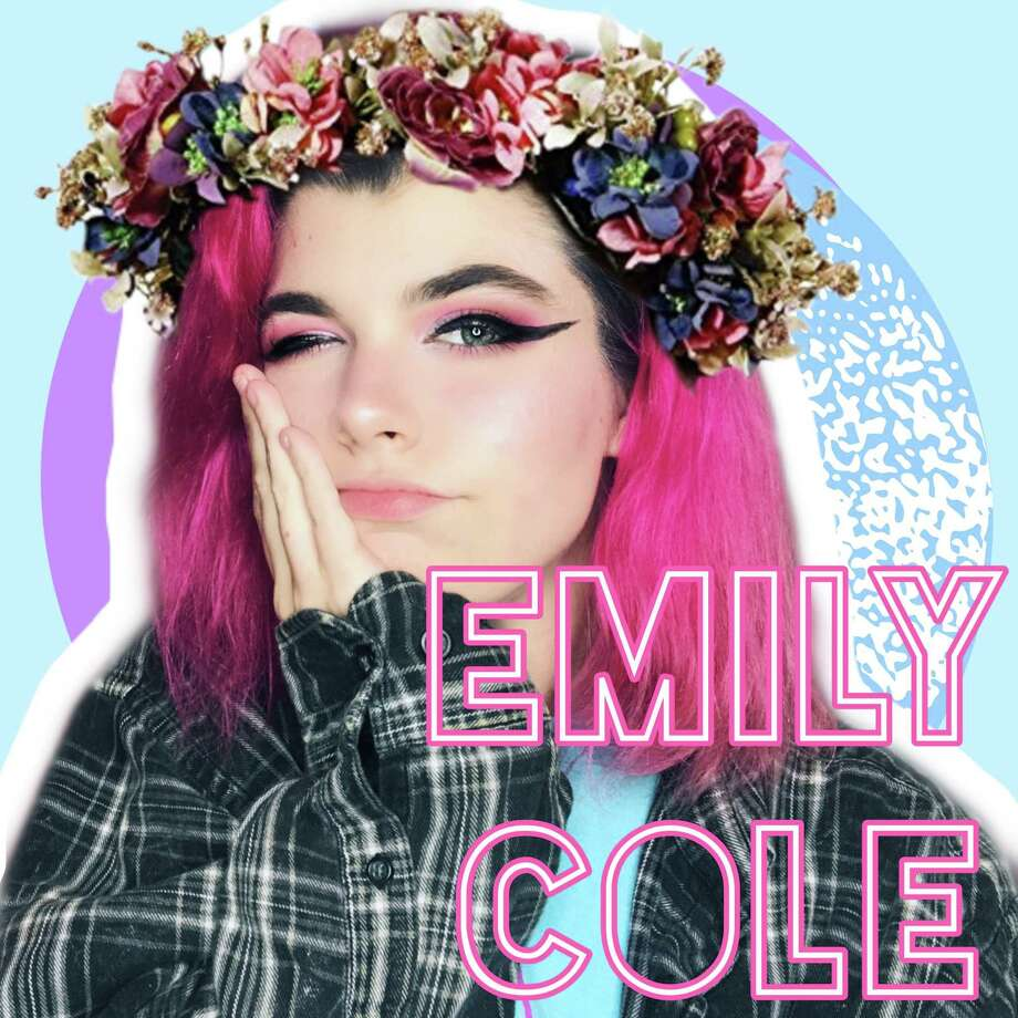 Montgomery musician Emily Cole released her first self-titled album at age 15. Photo: Courtesy Photo
