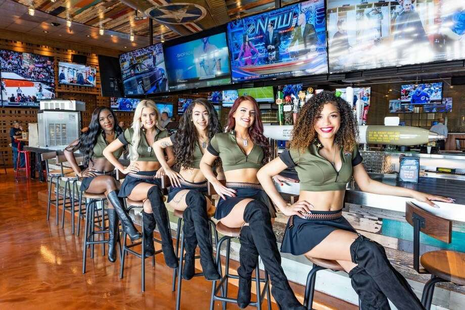Bombshells Restaurant & Bar has expanded to eight locations in the Houston market. Photo: Katheryn Mai / RCI Hospitality Holdings