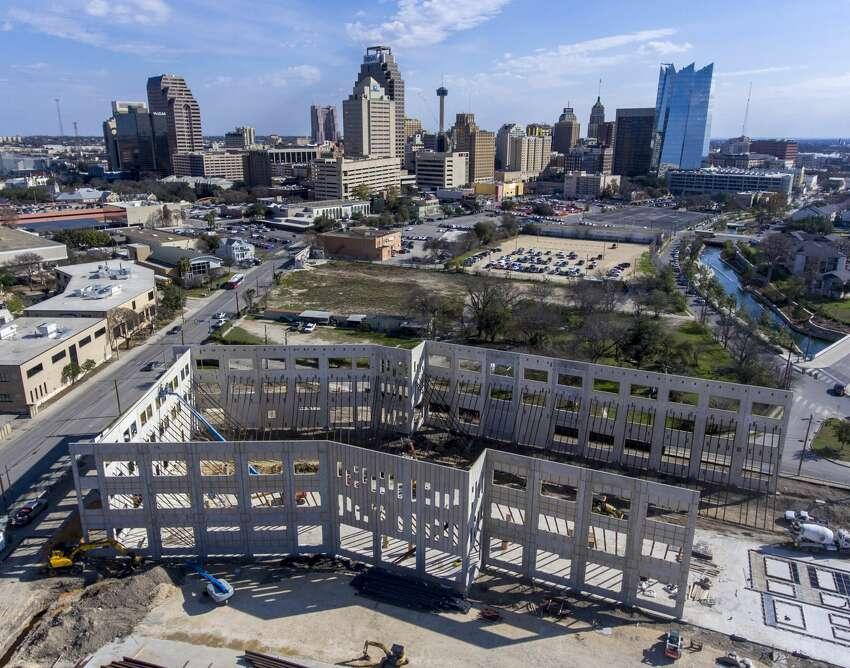 San Antonio Independent School District Out: $9.97 million