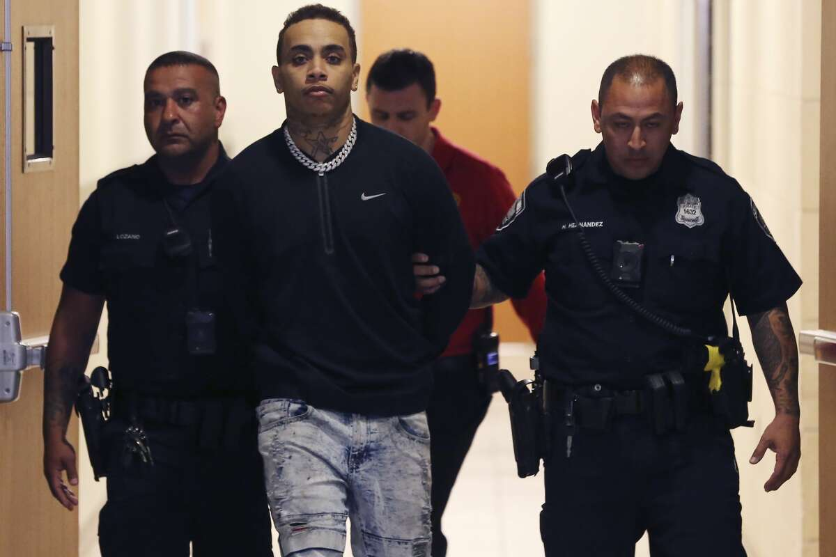 Jan. 19: Two people were killed and another five injured after 19-year-old Kiernan Christopher Williams allegedly opened fire inside Ventura San Antonio, a River Walk nightclub, according to San Antonio police. Williams was charged with capital murder in the death of Robert Martinez, 21, and Alejandro Robles, 25.