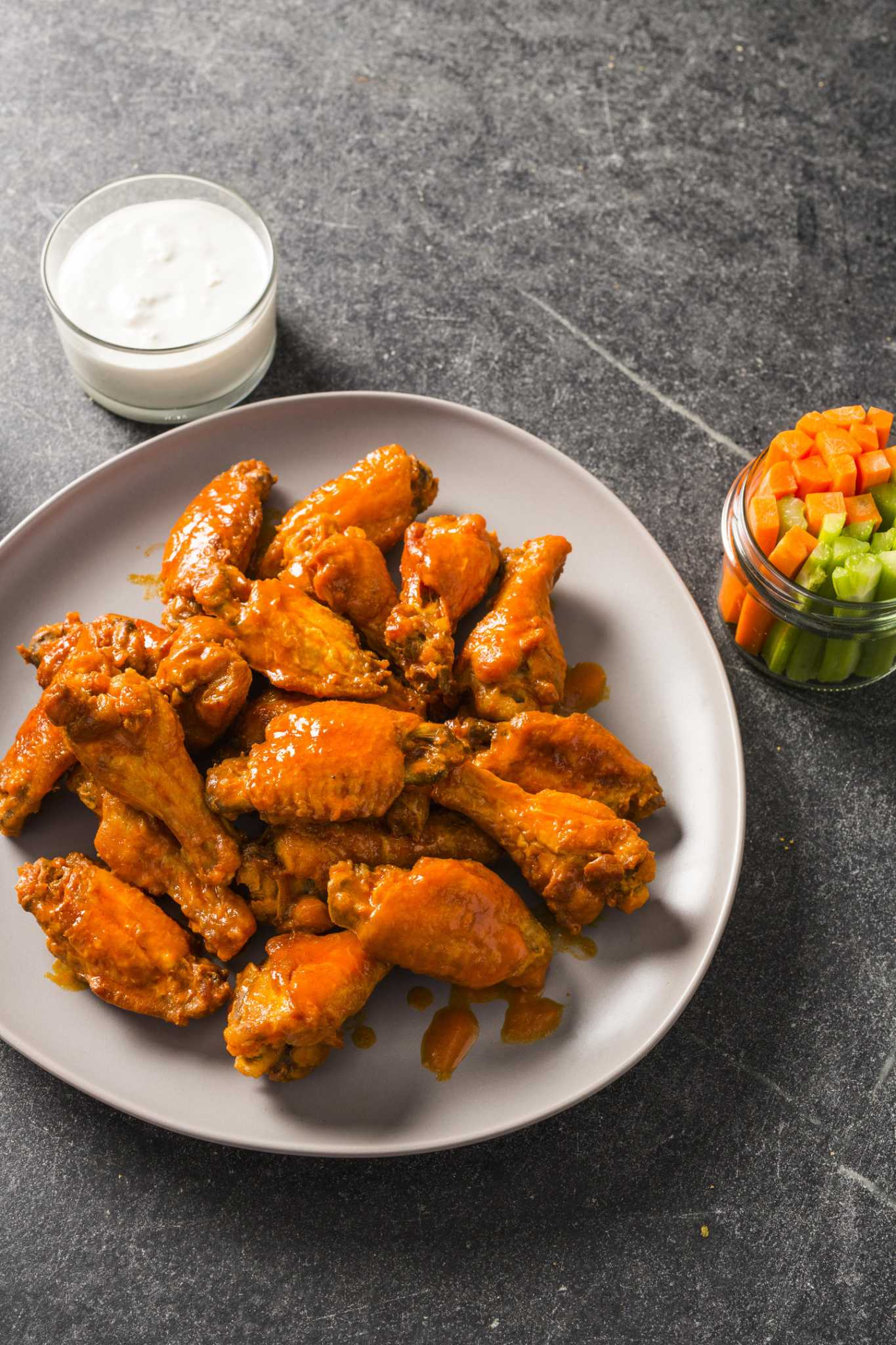 How to cook perfect Buffalo Wings