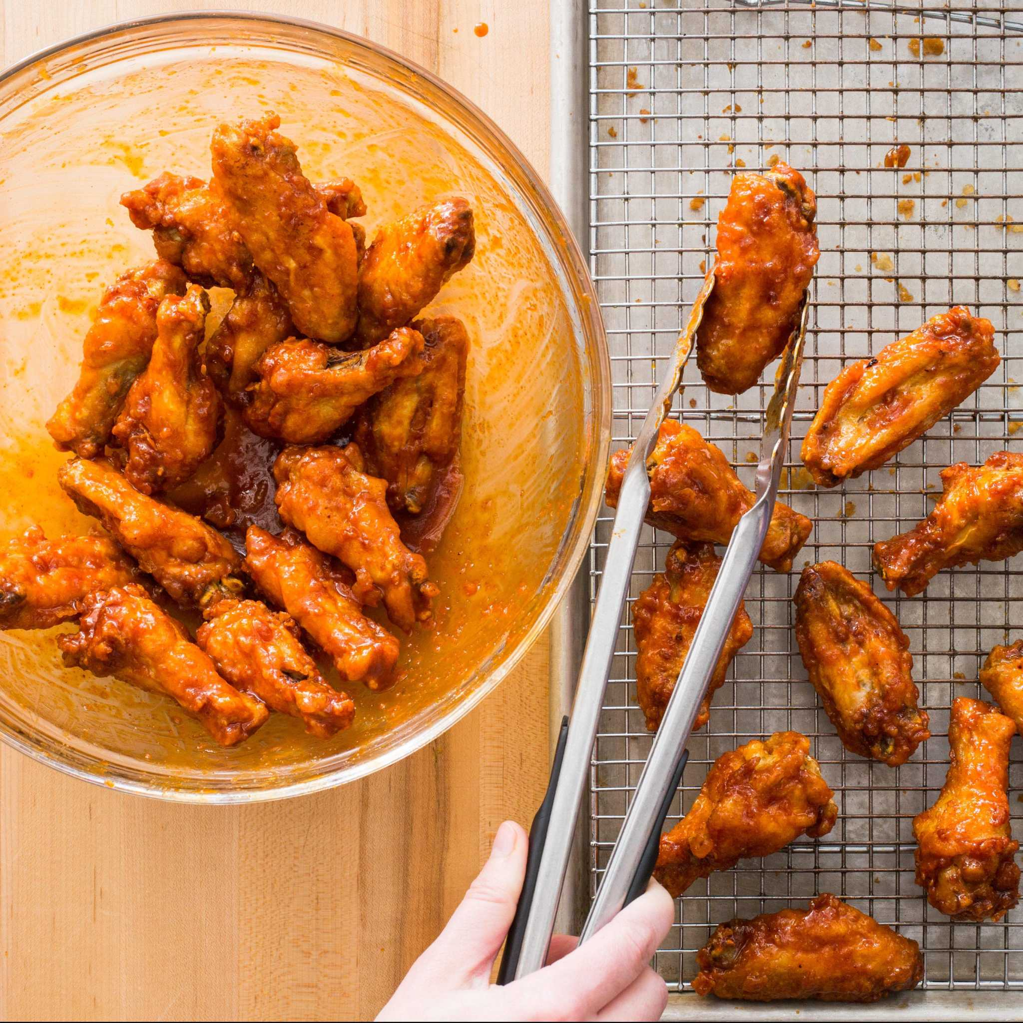 How to make Korean Fried Chicken Wings