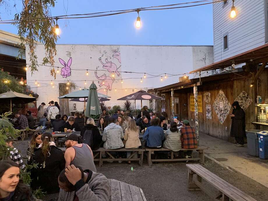 The Mission's popular dive bar and beer garden, Zeitgeist, has reopened after a brief closure earlier this month. Photo: Photo By Dipesh G. On Yelp