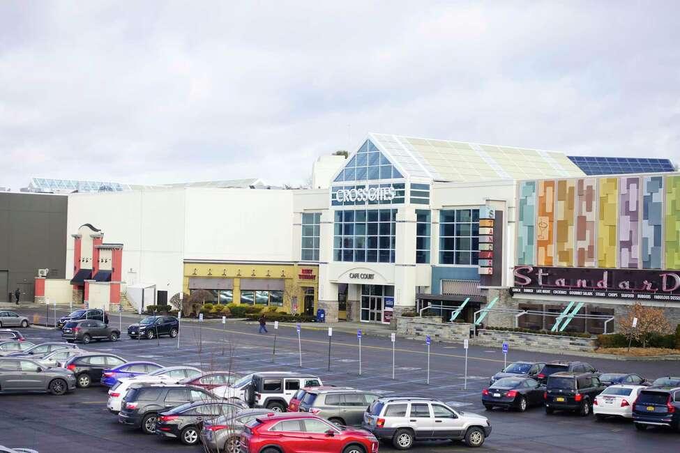 A view of Crossgates Mall on Monday, Jan. 27, 2020, in Guilderland, N.Y. (Paul Buckowski/Times Union)