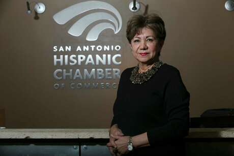 Diane Sánchez is stepping down from her position as CEO of the San Antonio Hispanic Chamber of Commerce.