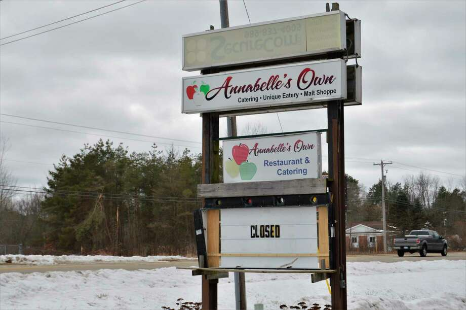 Annabelle's Own, a restaurant located at 579 E. Isabella St., closed its doors after seven years in business. (Ashley Schafer/Ashley.Schafer@hearstnp.com)