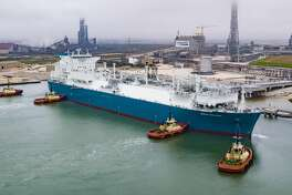 The Norwegian-flagged LNG tanker Hoegh Galleon left the Cheniere Energy's Corpus Christi LNG export terminal with the company's 1,00th cargo on Monday morning. The company's CEO Jack Fusco told the Houston Chronicle that the tanker is headed to France and that the milestone shipment comes less than four years after the company's first cargo was sent out from Sabine Pass LNG in Louisiana in February 2016.