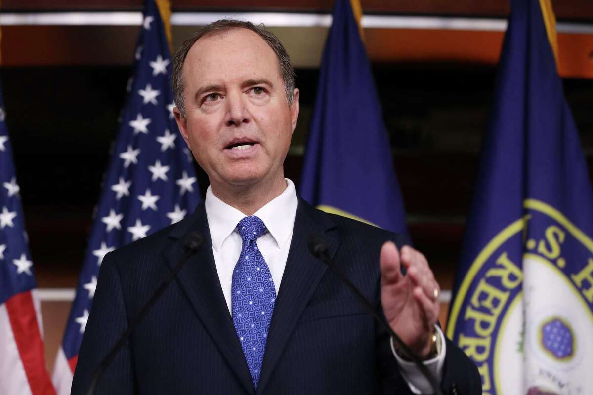 Long after the impeachment cloud clears, U.S. Rep. Adam Schiff will go down in history as a true patriot, dutiful public servant and courageous politician - someone who tried to save our constitutional system of government.