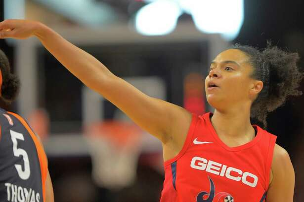 Kristi Toliver is a player with the WNBA's Washington Mystics and an assistant coach with the NBA's Washington Wizards.