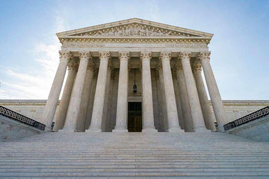 Fotografía de archivo del 17 de junio de 2019 de la Corte Suprema en Washington. Photo: J. Scott Applewhite /Associated Press / Copyright 2019 The Associated Press. All rights reserved.