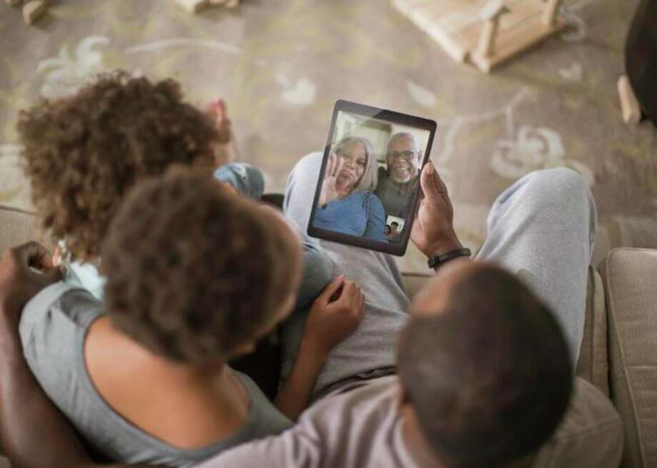 Grandparents around the country are feeling the effects of a pandemic shutdown as many have been grounded from experiencing milestone moments with their grandkids. Photo: CBSI/CNET
