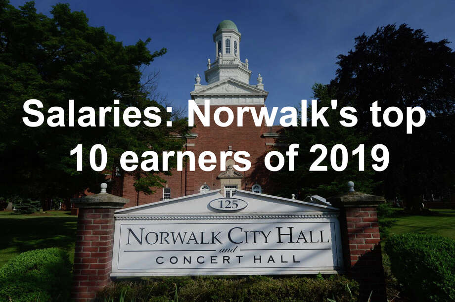 The Norwalk Hour, CT Insider released the list of the top 100 earners in Norwalk for 2019. The list looks at the total salaries for city employees, including overtime and extra duty.