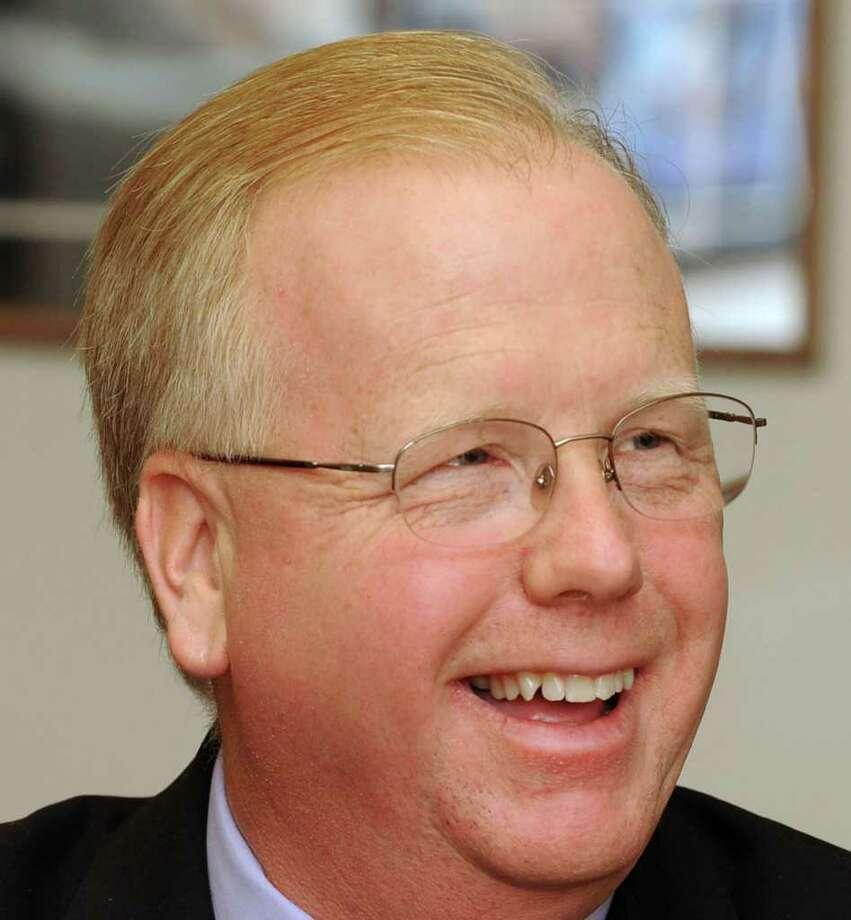 Mayor Mark Boughton of Danbury Photo: Carol Kaliff / The News-Times
