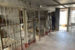 The historic Archer County Jail building is on the market in west Texas.