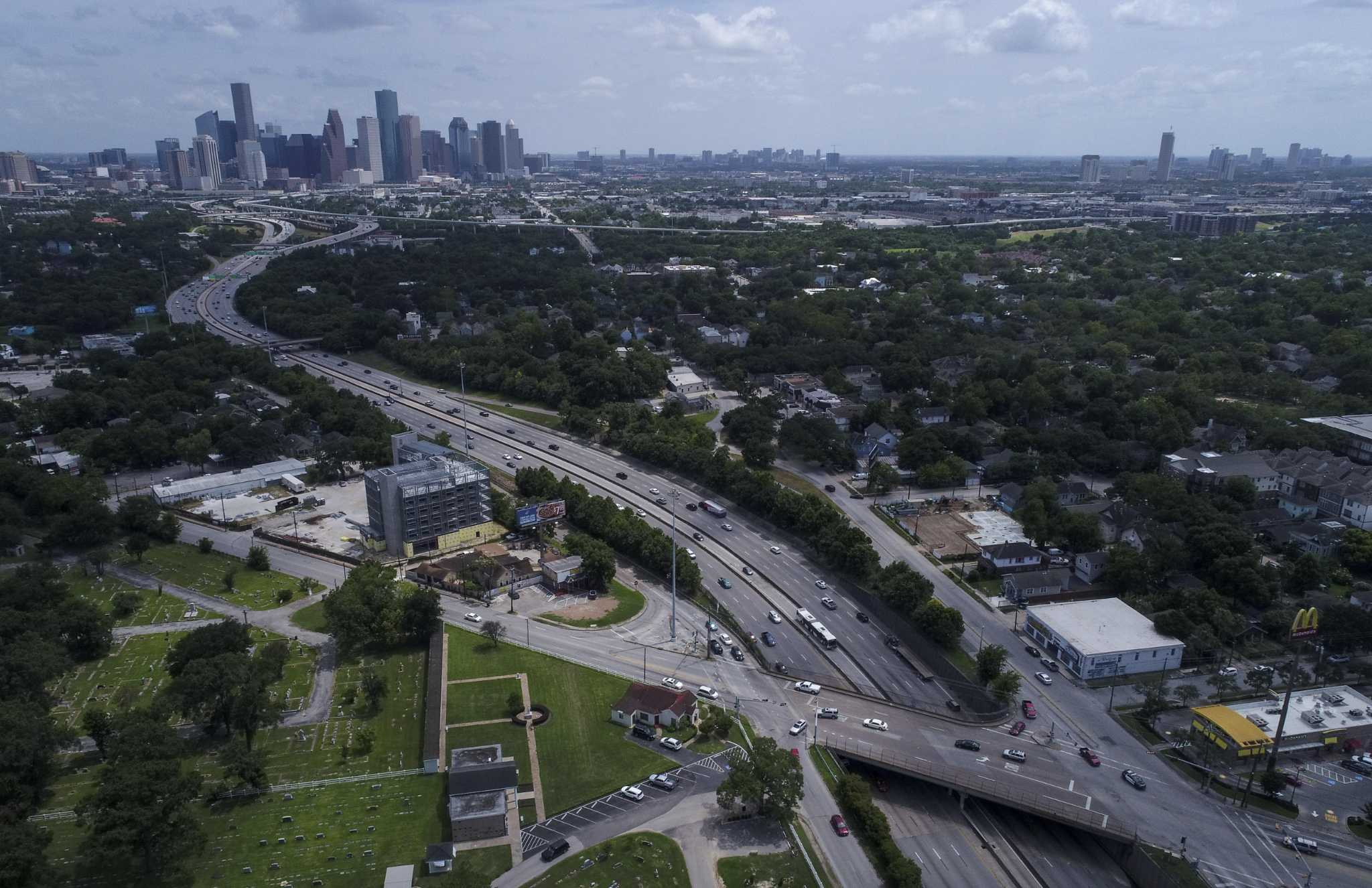Three meetings this week could set course for $7 billion remake of Interstate 45