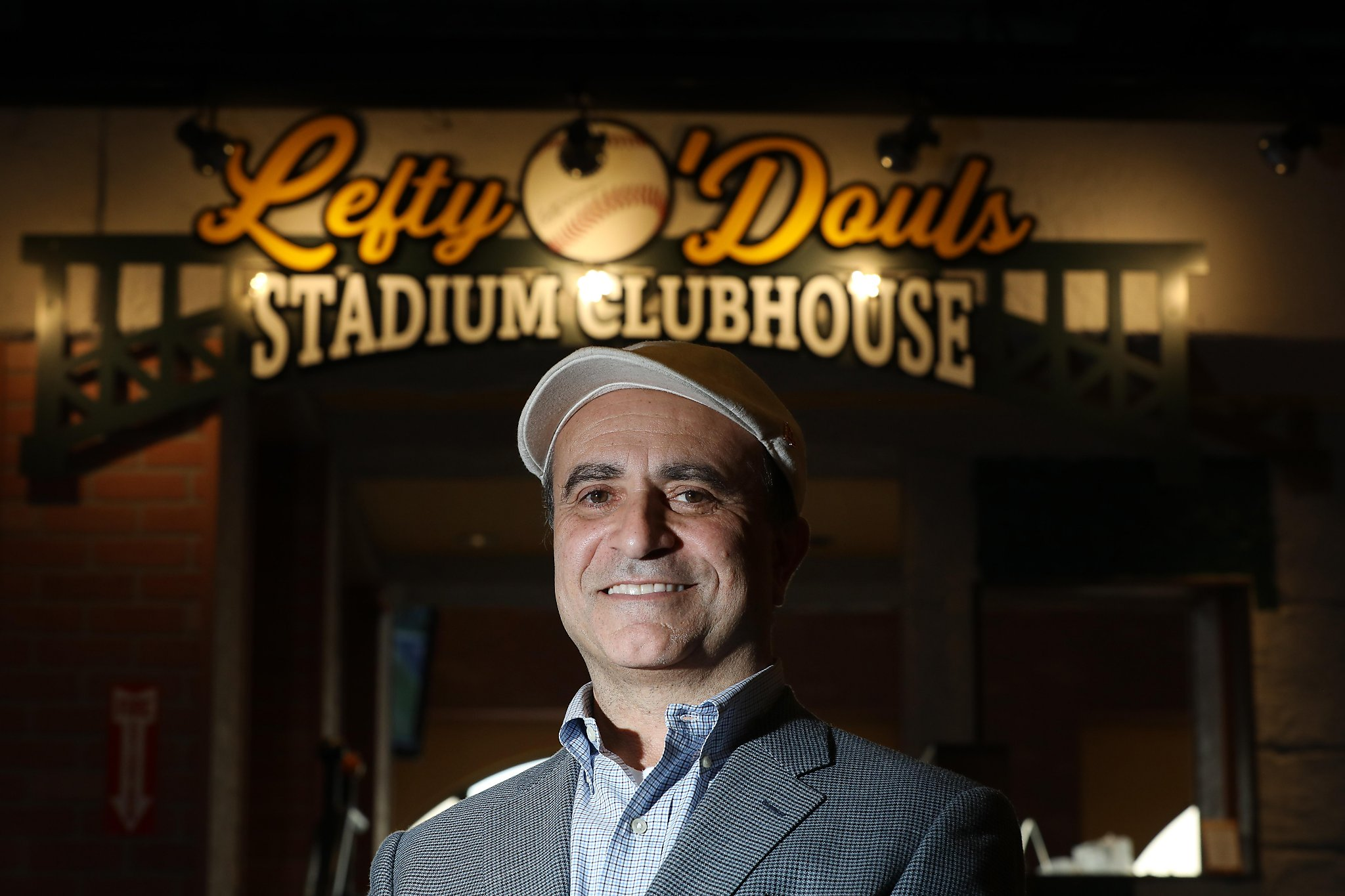 Nick Bovis, Lefty O'Doul's owner who pleaded guilty on fraud charges, also sued for unpaid rent