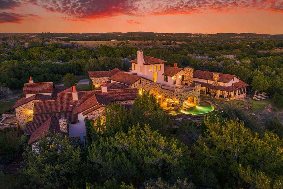 Fredericksburg: 750 Creel Creek  List price: $13.9 million Photo: Houston Association Of Realtors